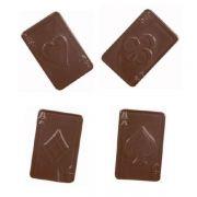 90-13477 Форма для шоколада Карты производитель Martellato