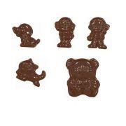 90-13611 Форма для шоколада Детская производитель Martellato