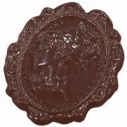 90-13790 Форма для шоколада Портрет производитель Martellato