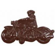 90-15391 Форма для шоколада Мотоциклист производитель Martellato