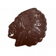 90-15783 Форма для шоколада индеец производитель Martellato