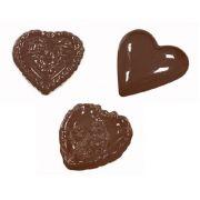 90-1602 Форма для шоколада Сердца производитель Martellato