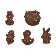 90-2117 Форма для шоколада животные производитель Martellato
