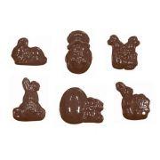 90-2121 Форма для шоколада Зайчик производитель Martellato