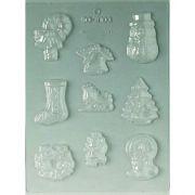 90-4103 Форма для шоколада Рождество производитель Martellato