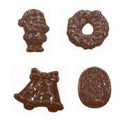 90-4107 Форма для шоколада Рождество производитель Martellato