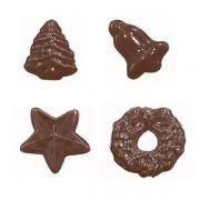 90-4108 Форма для шоколада Рождество производитель Martellato
