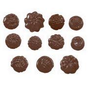 90-5111 Форма для шоколада Ассорти производитель Martellato