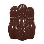 90-6607 Форма для шоколада Кегля производитель Martellato