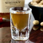 910988 Стопка Fluted Whiskey 40 мл Spirits Libbey