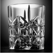 96089 Стакан низкий Whisky tumbler Cross 345 мл серия Highland Nachtmann