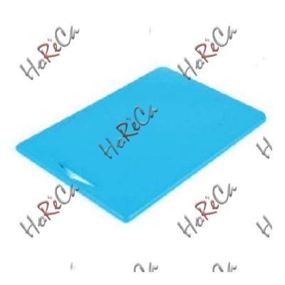 9853AZ2710 Разделочная доска голубая 270*180*10мм, Durplastics.