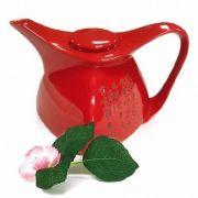 AA141961-R Чайник стеклянный Тумбей красный 1750 мл.