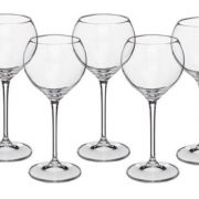 Bohemia Cecilia Набор бокалов для вина 340мл-6шт арт b1SF06, цена за 1 шт.