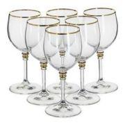 Bohemia Olivia.Набор бокалов для вина 240мл(20314)-6шт арт b40346-20314