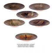 Тарелка для пасты керамическая Гермес 28 см Hermes, арт В981001А Viejo Valle