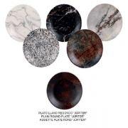 Тарелка круглая керамическая Юпитер 26 см Jupiter, арт В981003D Viejo Valle