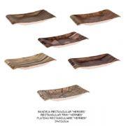 Блюдо керамическое Гермес 24х12х3 см Hermes, арт В981008А Viejo Valle