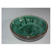 C-11546 Салатник глубокий 13 см (450мл) бирюзовый Alt ceramics, минимальный заказ 6шт.