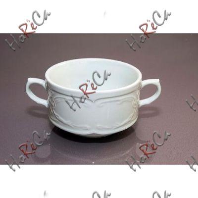 Alt porcelain бульонница (320мл) Flora F2768