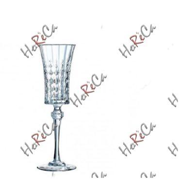 L9742 Lady Diamond бока для шампанского 150 мл Eclat, хрустальное стекло, мин зак.6шт.