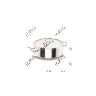 50020 Кастрюля низкая с крышкой 2,8 л, d 20 cm, h 9 cm производитель Lacor