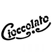 MASK 12 Трафарет для торта Cioccolato Martellato