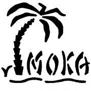 MASK 15 Трафарет для торта Moka Martellato