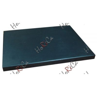 PE5NG25202 Кухонная доска чёрная 250*200*20 Durplastics.