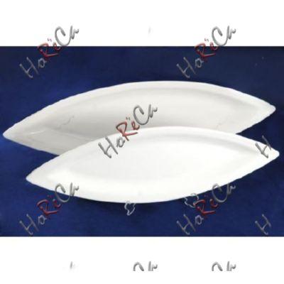"""S2141 Блюдо для рыбы 14"""" (35,5х25см), Altezoro."""
