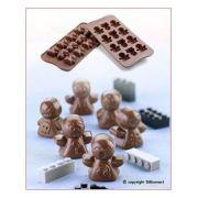 SCG15 Форма силиконовая для шоколада настроение 33х34х17 мм производитель Silikomart