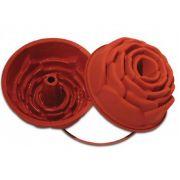 SFT251/C Форма силиконовая Роза d 220 mm, h 100 mm производитель Silikomart