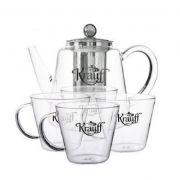 26177029 Набор посуды для чая 5 предметов Krauff