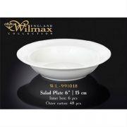 Вилмакс тарелка для салата 15см арт - WL-991018 в упаковке 6 шт, цена за 1 шт