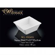 Wilmax емкость для закусок 13x4см WL-992495 в упаковке 6 шт, цена за 1 шт