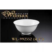 Wilmax салатник 11см WL-992552 в упаковке 6 шт, цена за 1 шт