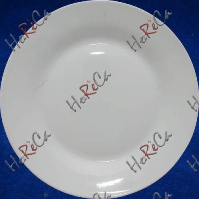 13600 Тарелка белая 7,5 фарфор для Хорека 19см В упаковке: 12шт. Производитель ST
